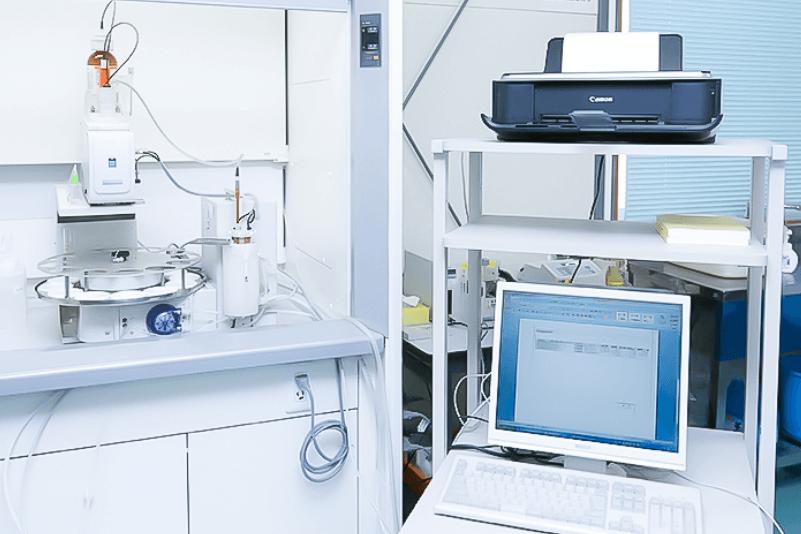 自動酸価測定装置
