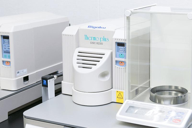 示差走査熱量分析装置(低温型)